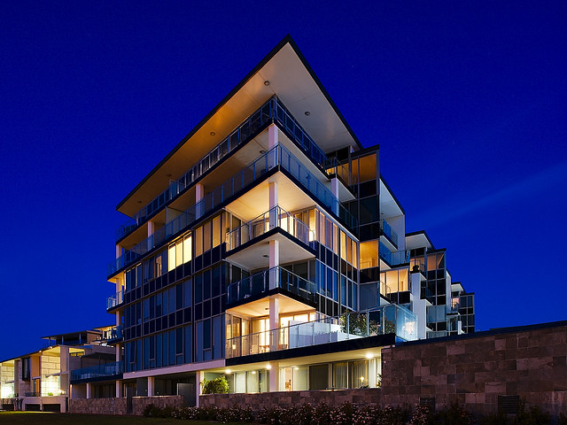 Kingston Foreshore Apartments (Explored #239 - 22 Aug 2015)