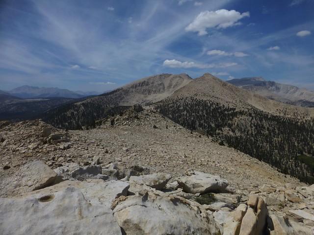 View North from Smatko Peak