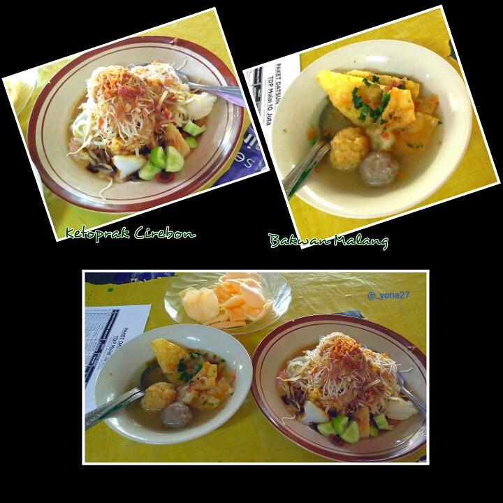 Makanan Khas Daerah Indonesia Lunch Indonesiafood Tradi Flickr