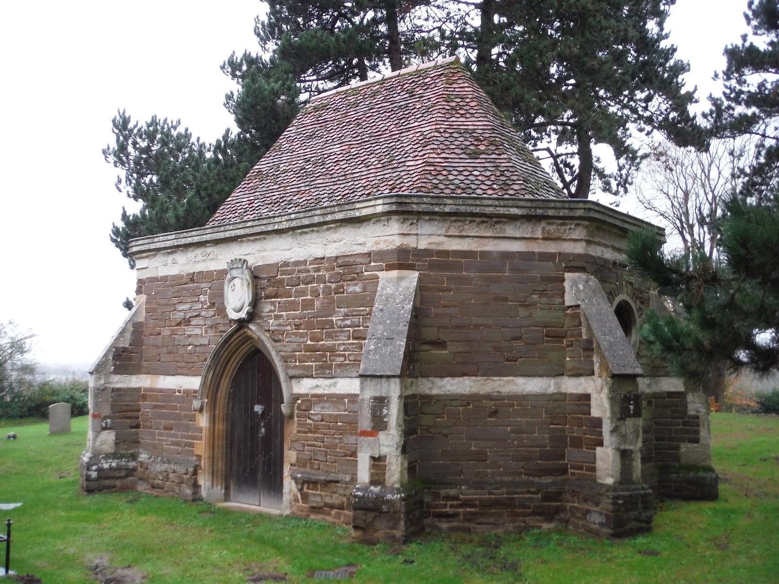 Ailesbury Mausoleum & Crypt, Maulden (I) SWC Walk 232 Lidlington to Flitwick