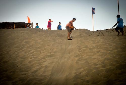 Laoag Sand Dunes | by couplemeetsworld