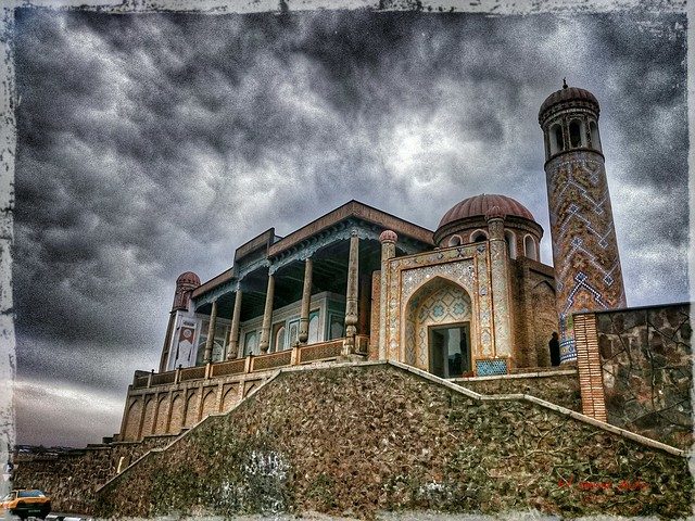 Hazrat-Hizr Mosque, Samarkand