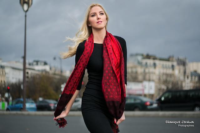 Kristina - Walking
