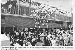 4 deck Car Park official opening - Bunyip 2002 1120  (2)