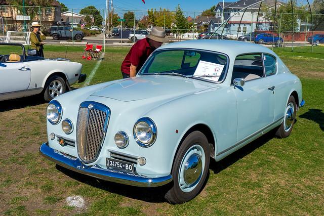 Lancia Aurelia B20S GT 1954