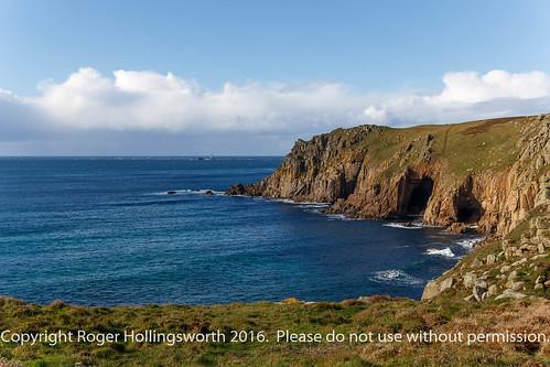 coast coastalfootpath cornwall winter season landsend saintlevan england unitedkingdom gb