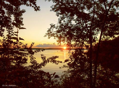 nanjemoy charlescounty maryland md sunset potomac river