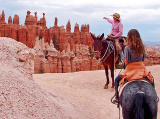 Trail Ride, Bryce Canyon, UT 9-09 | by inkknife_2000 (11.5 million views)