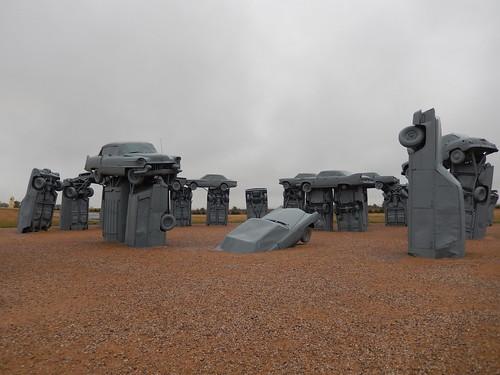 Nebraska - Carhenge - 1