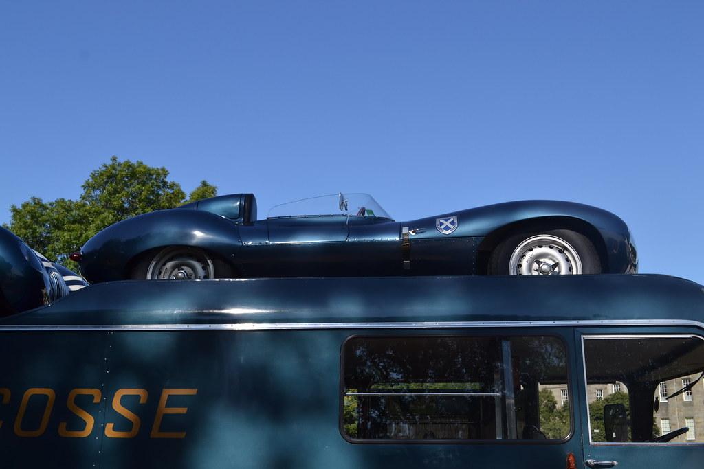 Ecurie Ecosse Jaguar D Type Short Nose