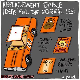 general_lee | by Mike Riley