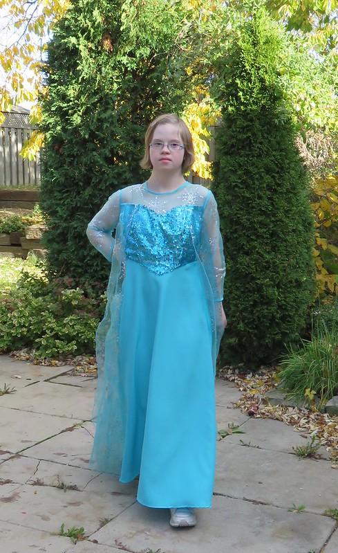 McCalls 7000 Elsa
