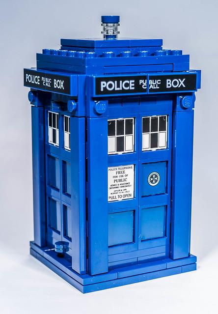 Lego 21304 - Doctor Who - Ideas #011