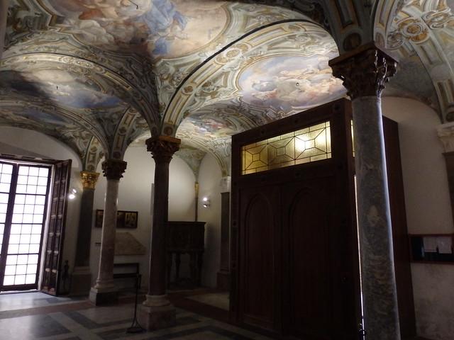 Interior, Santa Maria dell'Ammiraglio