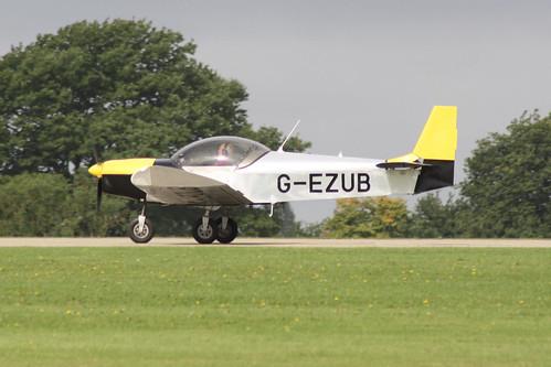 G-EZUB Zenair CH.601HD [PFA 162-12765] Sywell
