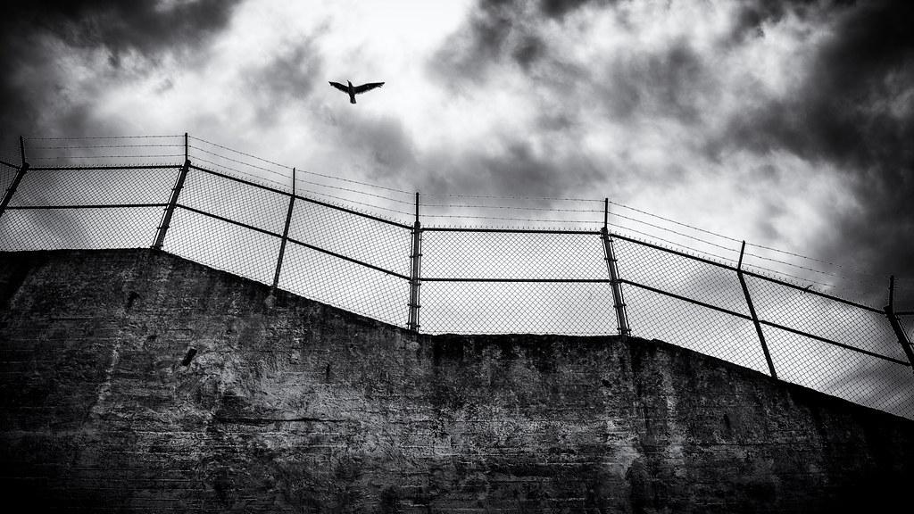 Jagged Alcatraz