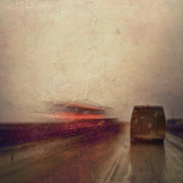 Road work delays