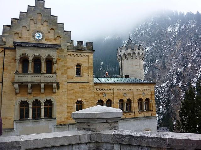 Bayern, Füssen, Schloss Neuschwanstein , 74413/5696