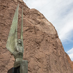 Statue, Hoover Dam