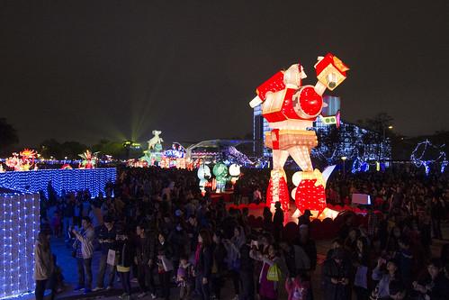 Lantern Festval at Taipei Expo Park | by roboppy