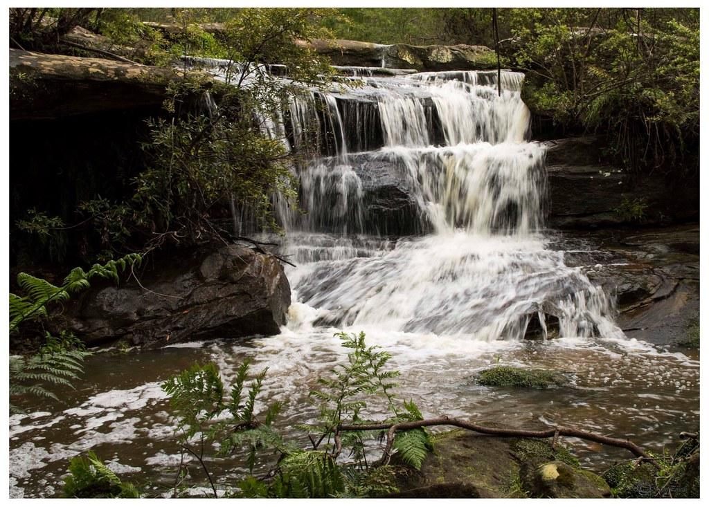 Waterfall Belrose NSW