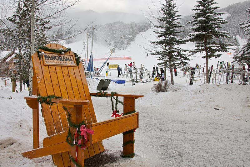 Panorama Mountain Ski Resort, Panorama, Invermere, BC Rockies, British Columbia