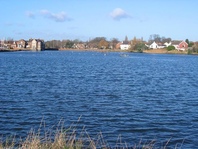 Slipper Mill Pond, Emsworth