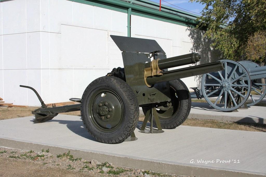 75mm M1917 (British) Field Gun | 75mm M1917 (British) Field