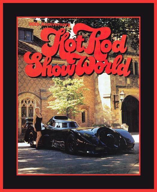 Hot Rod Show World, 1990