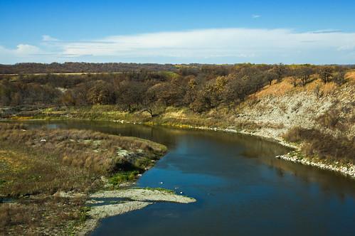 autumn landscape manitoba river minto canada ca sitm2bk