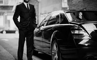 Luxus jármű, sofőrrel?