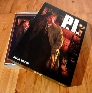 P.I. | by MeoplesMagazine