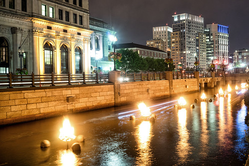 Waterfire | by Royston_Kane