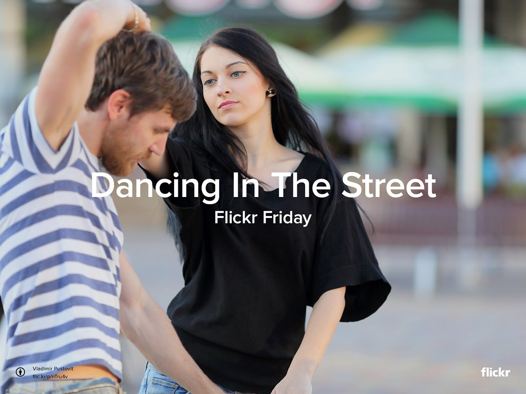 Flickr Friday: Dancing in the street