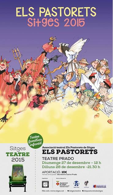 Pastorets Sitges 2015