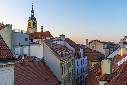 20150216 Prague Old Town Rooftops   by chrism_scotland (Chris Mitchell Photography)