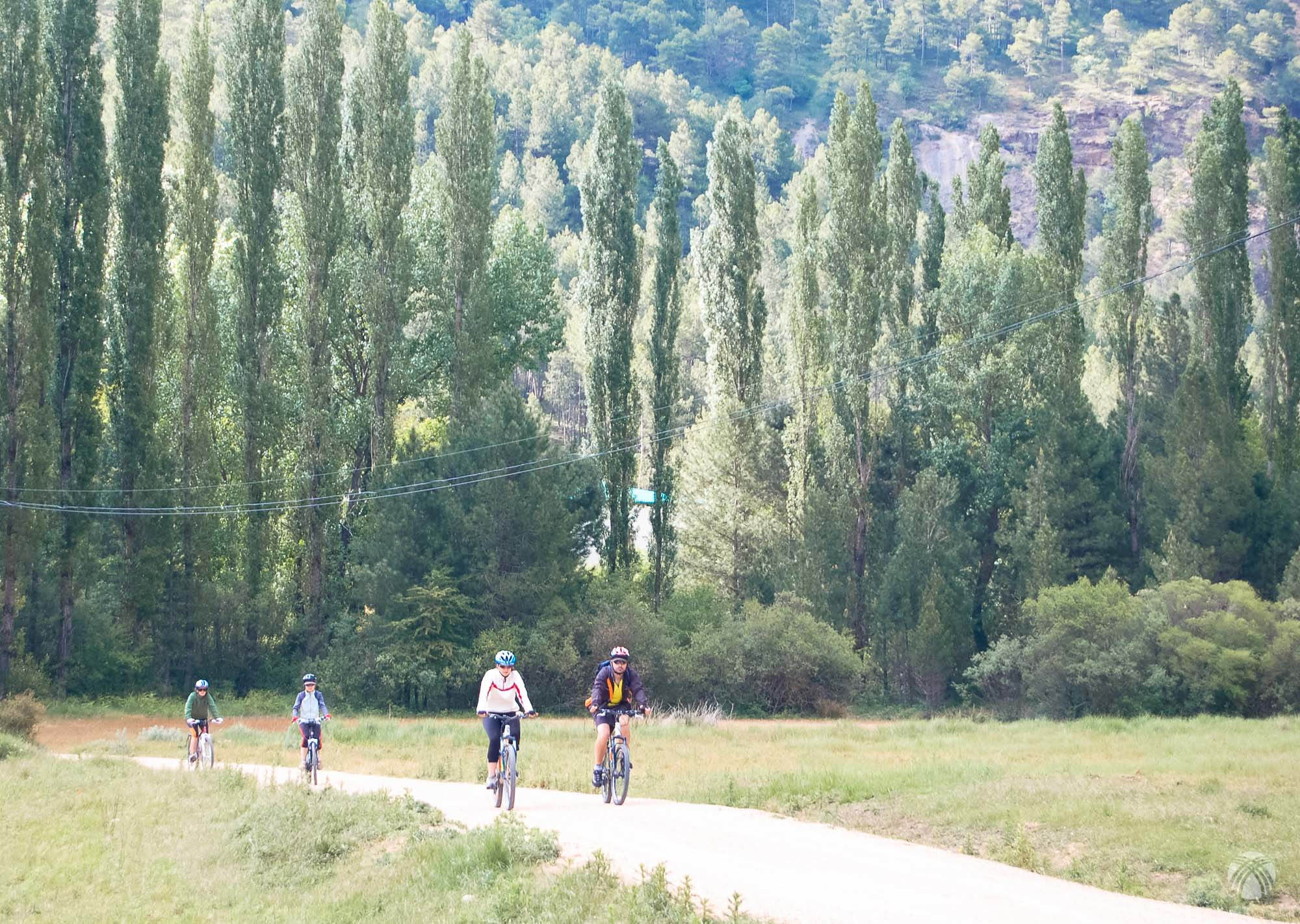 Último día: paseo en bici