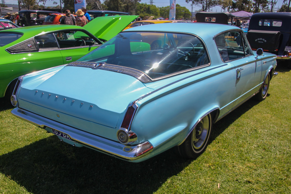 1965 Plymouth Barracuda coupe | 1965 Plymouth Barracuda coup… | Flickr