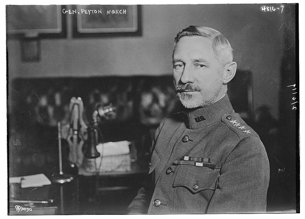 Gen. Peyton March (LOC)