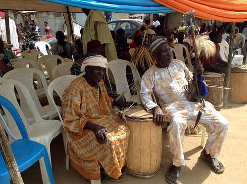 Gbagyi Traditional Musicians (Picture of The Week 08-14-2015) | by Jujufilms