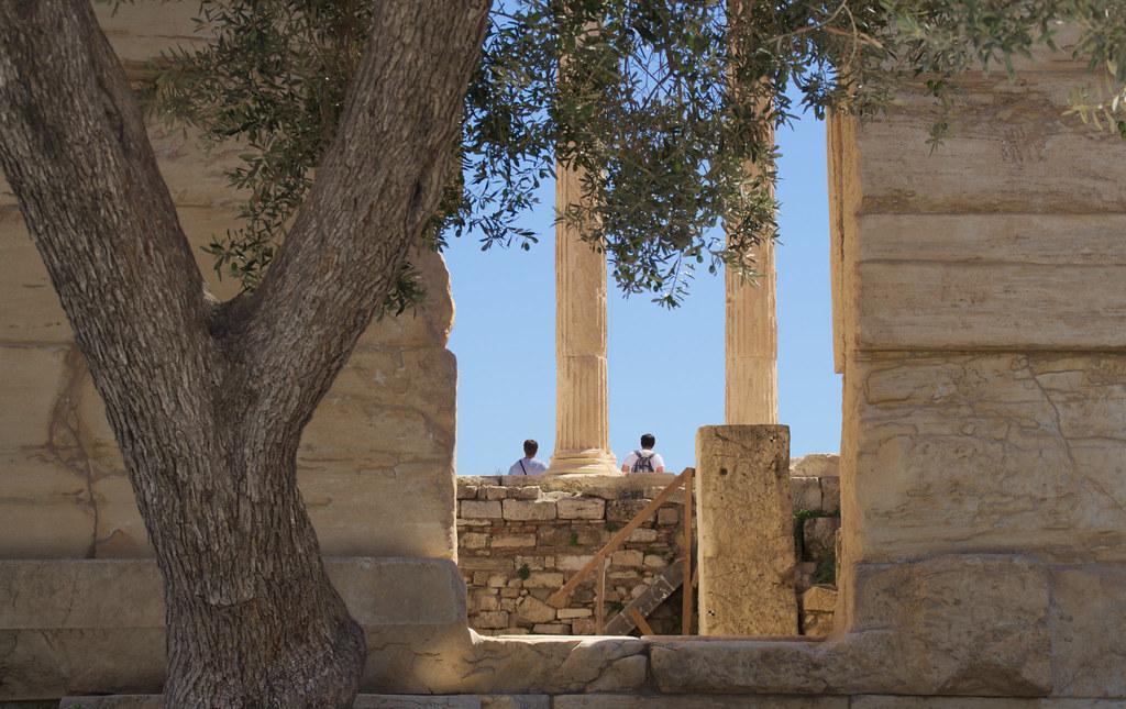 Érechthéion - Athens - Greece