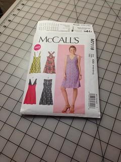 McCall's M7118 pattern | by loentropy
