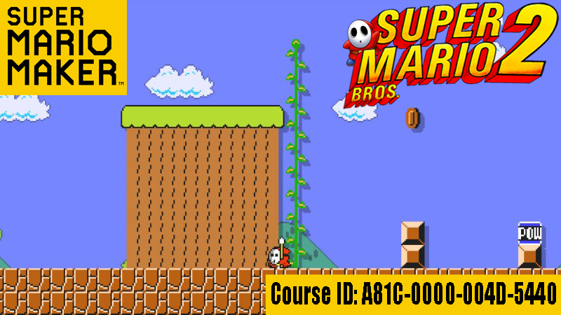super mario maker for gamers