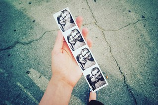 <3: 38 & Day 15. Real film photobooth at the #TulsaStateFair! #100HappyDays | by rachelakelso