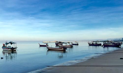 sunrise georgetown penang 北海 butterworth penangisland pulaupinang 槟城 pantaibersih iphotography 乔治市 iphone6plus ahweilungwei