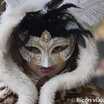 Viajefilos en el Carnaval de Venecia, Mascaras Venecianas 20