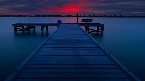 2016 sunrise bluehour jaspcphotography digital longexposure piers passagrille landscapes nikond750 afsnikkor1835mmf3545ged florida