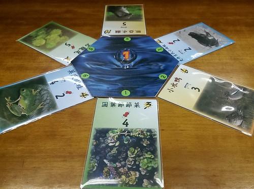 第三屆 十大「節」出綠遊戲徵件.濕地萬事通獎作品《濕地吃多少》_3 | by TEIA - 台灣環境資訊協會