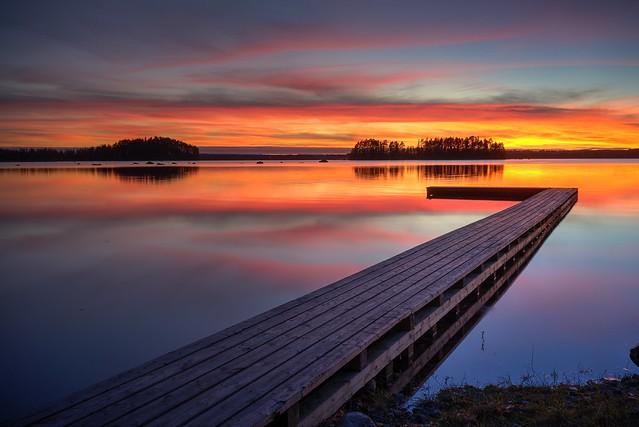 Kvisslan Sunset