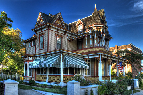Cape May Victorian 1